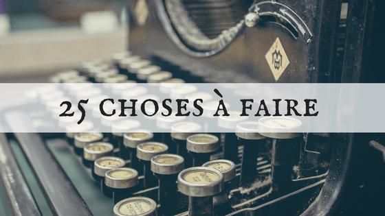 Quoi faire lorsque vous avez terminé votre article de blog ?