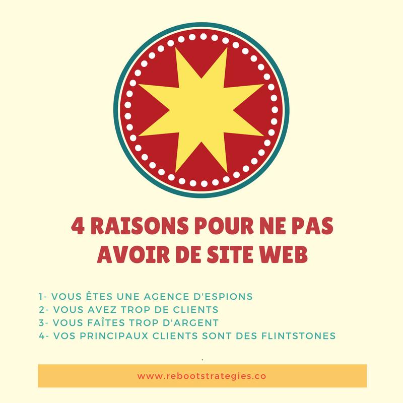 conception de site web montréal