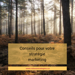 stratégie marketing agence web montreal