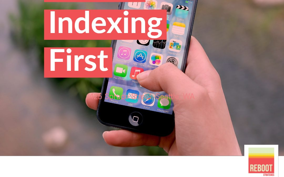 SEO : Mobile-First Indexing Enabled