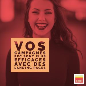 marketing web agence web montreal REBOOT Stratégies Google Ads