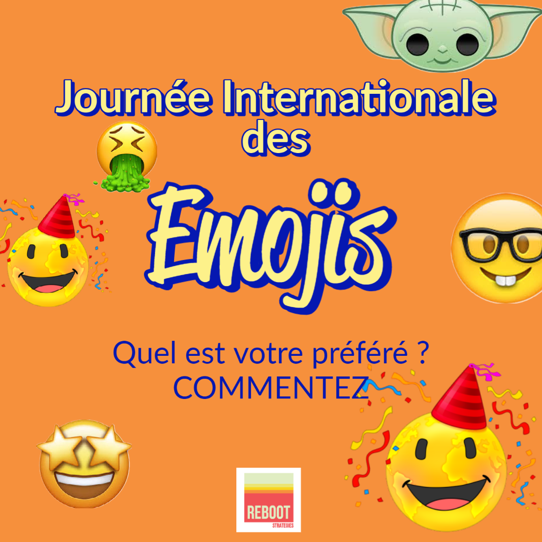 World emojii Day